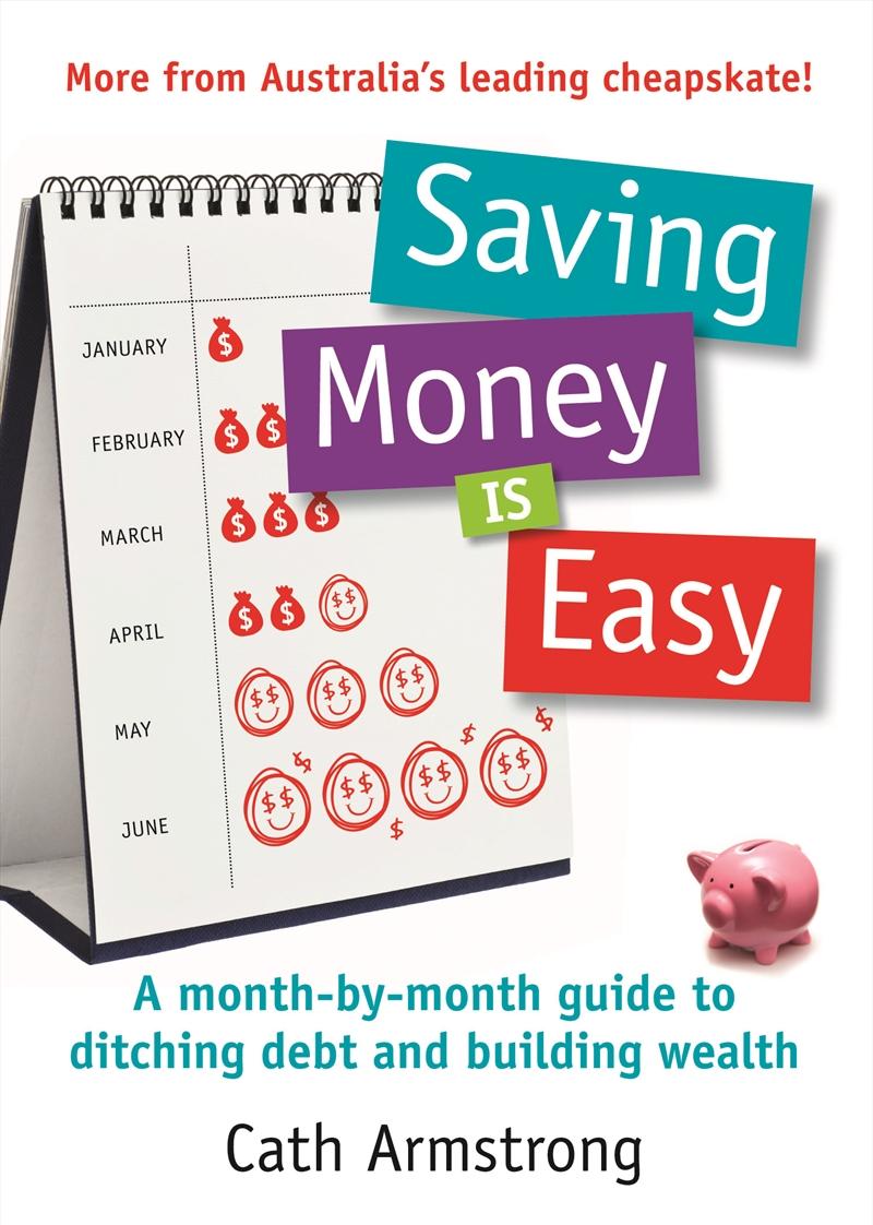 Saving Money Is Easy | Books