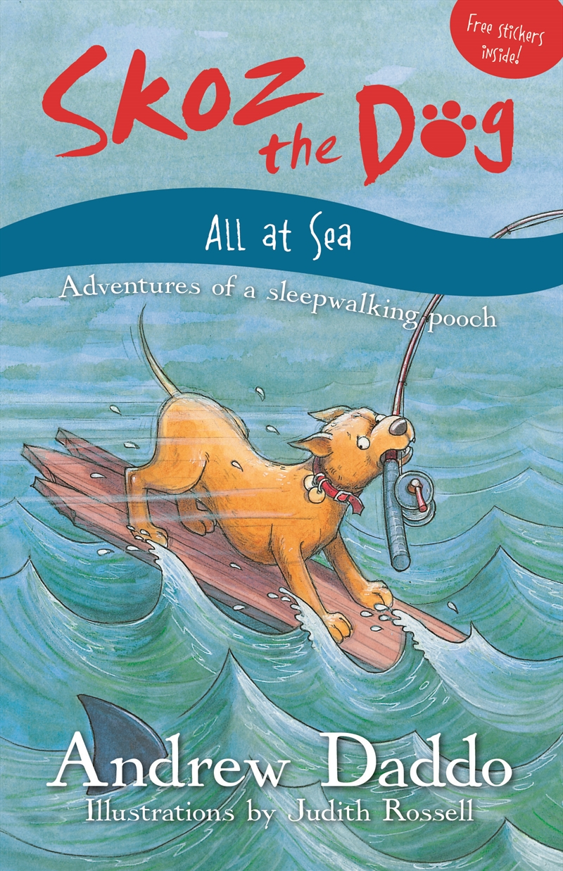 Skoz The Dog All At Sea | Books