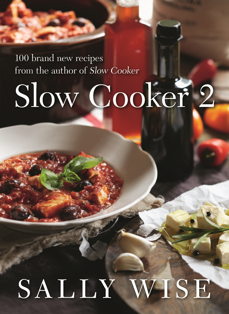 Slow Cooker 2 | Books