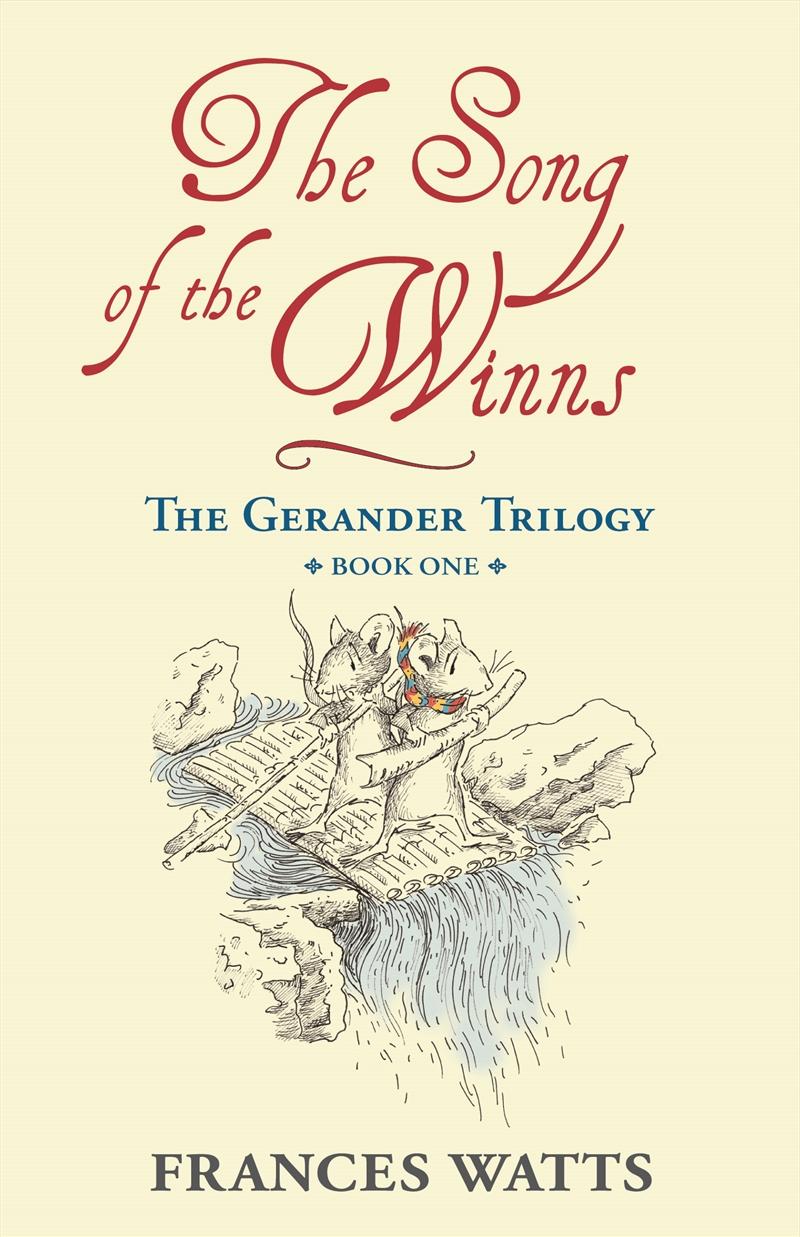 Song Of The Winns   Books