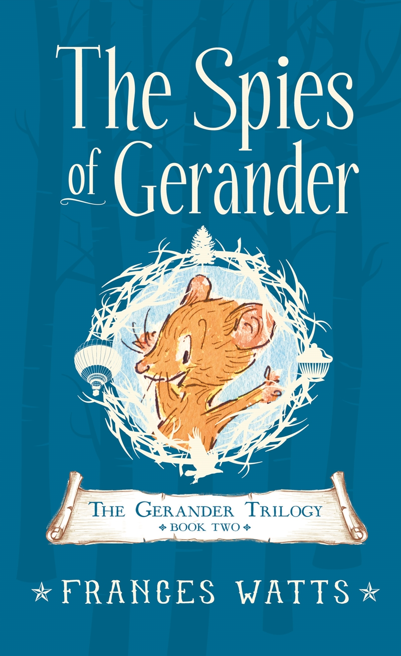 Spies Of Gerander | Books