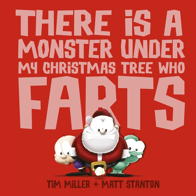 There Is A Monster Under My Christmas | Books