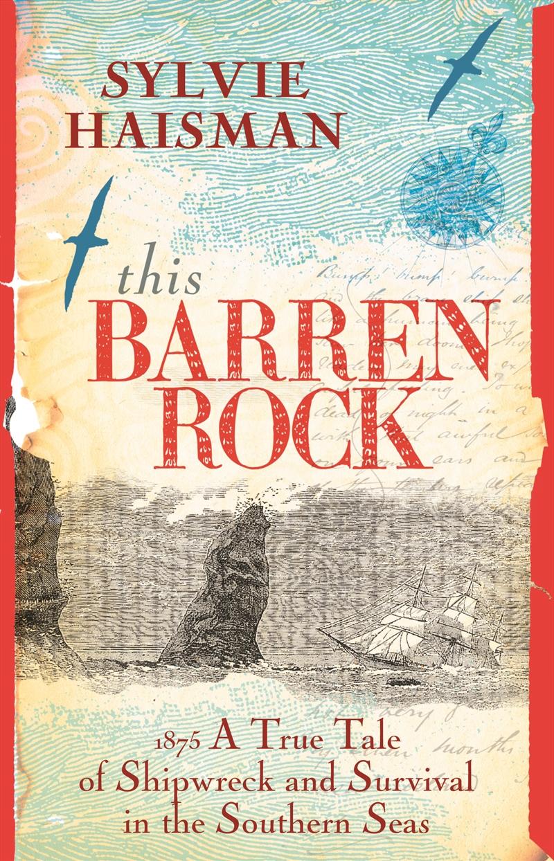 This Barren Rock | Books