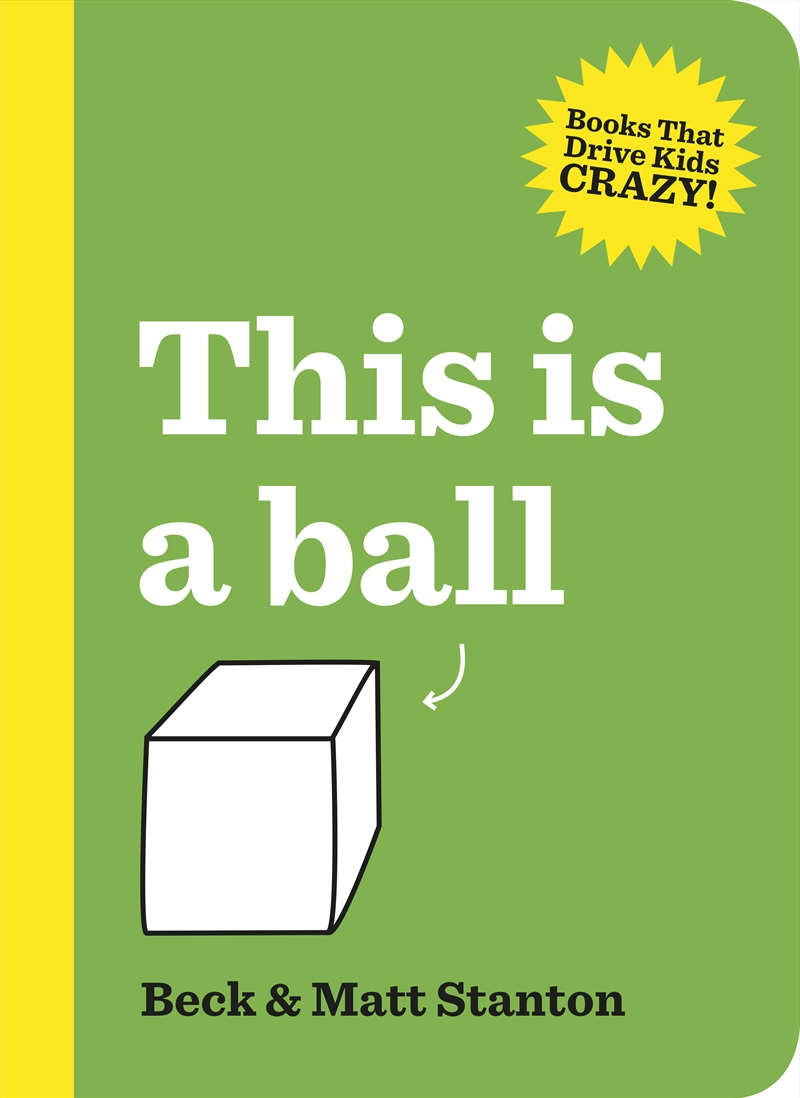 This Is A Ball | Books