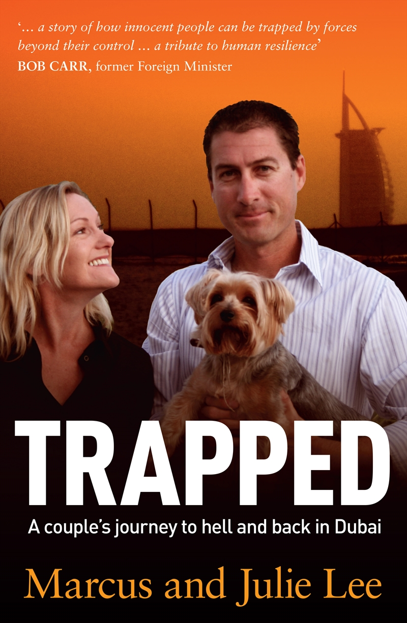 Trapped | Books