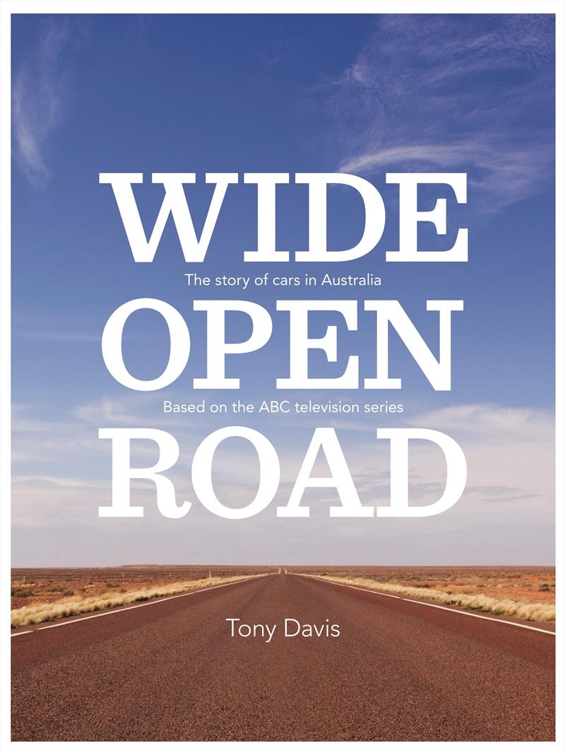 Wide Open Road | Books