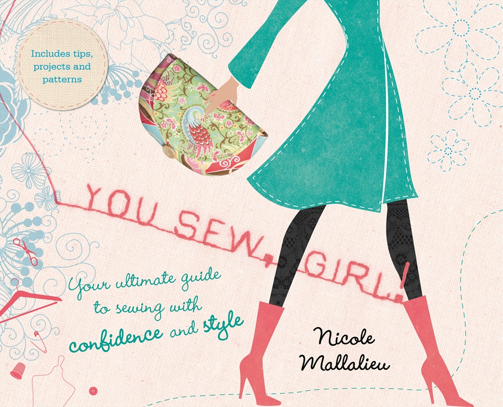 You Sew Girl | Books