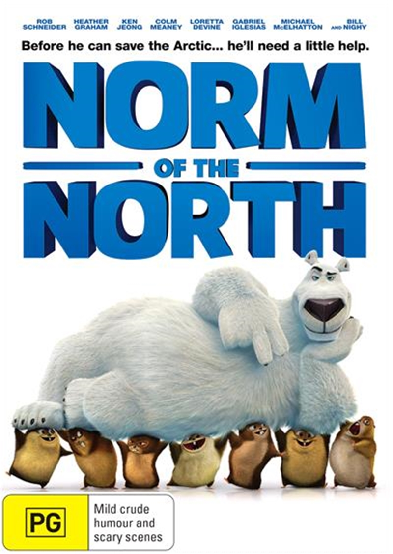 Norm of the North | DVD