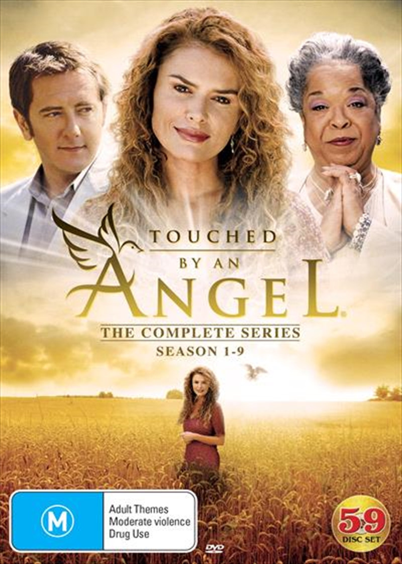 Touched By An Angel | Series Collection | DVD
