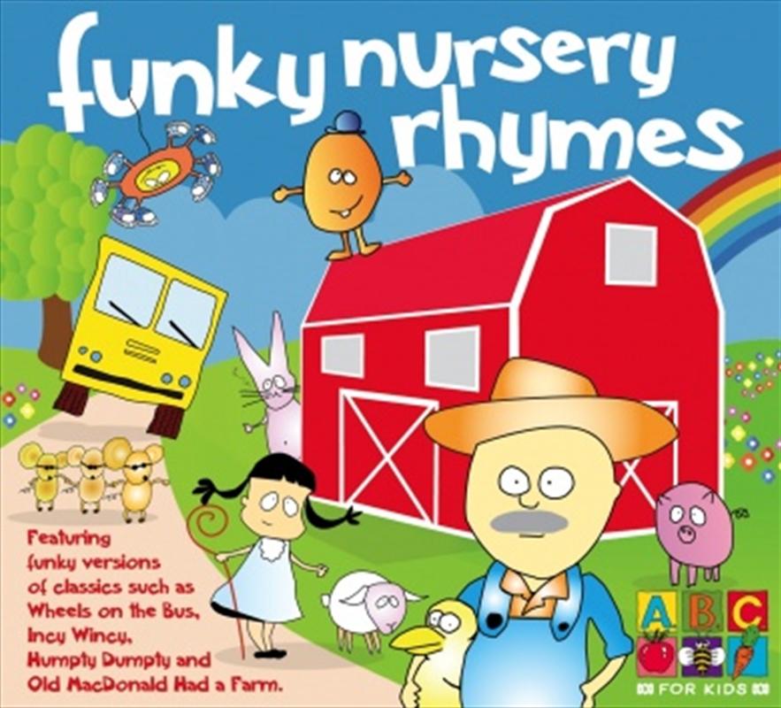 Funky Nursery Rhymes | CD