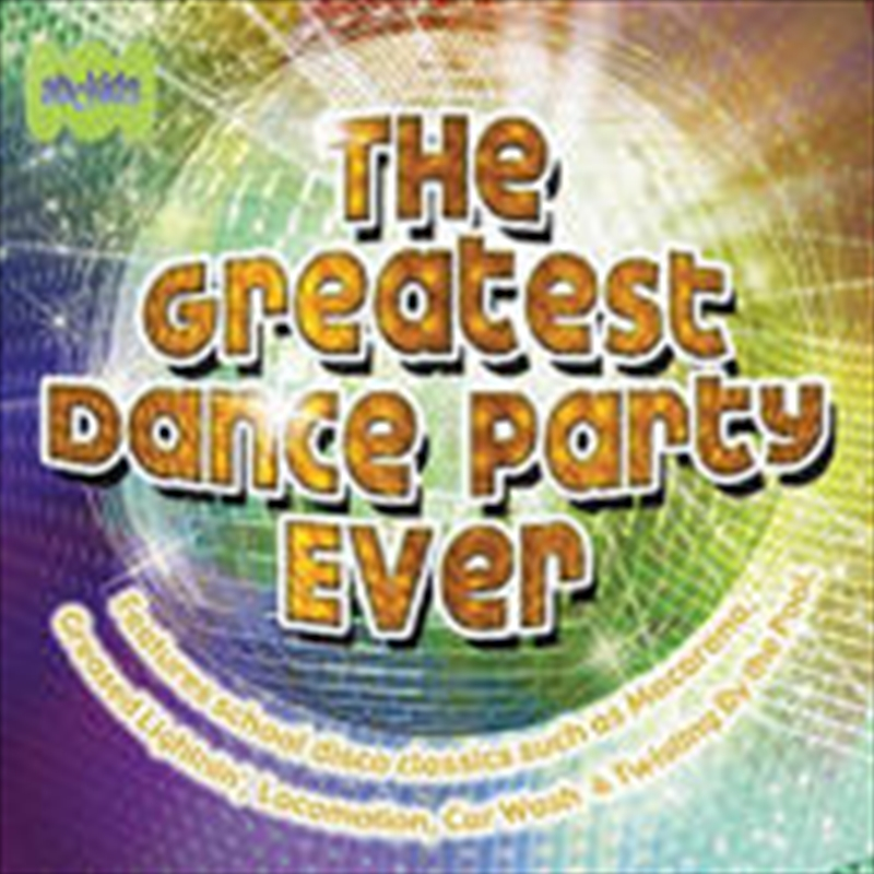 Greatest Dance Party Ever | CD