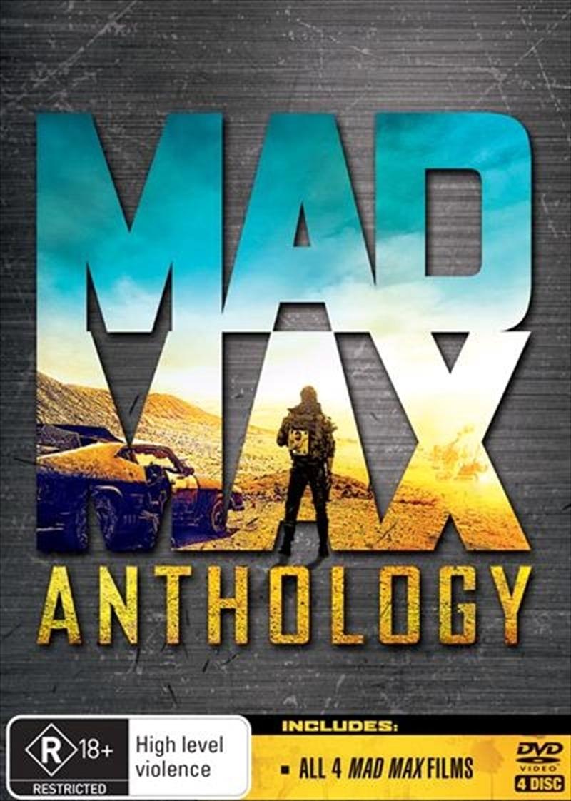 Mad Max Anthology | Boxset | DVD