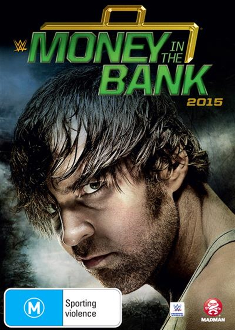 WWE - Money In The Bank 2015 | DVD