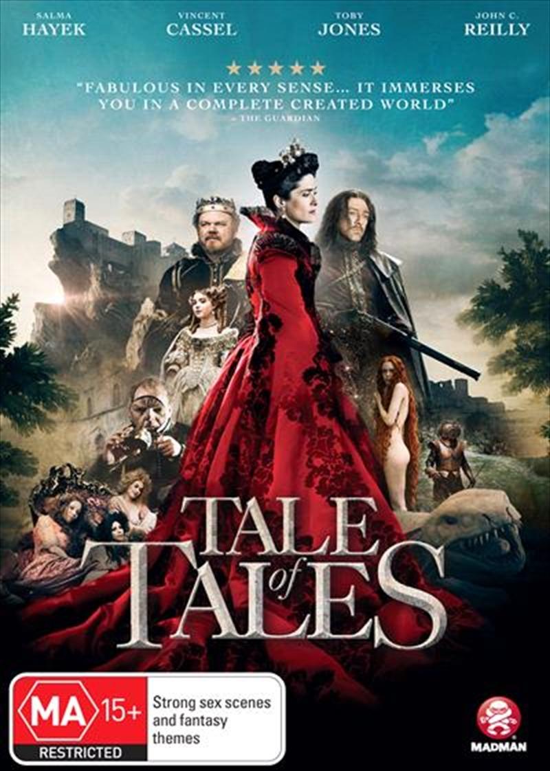 Tale Of Tales | DVD