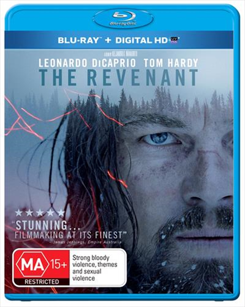 Revenant, The | Blu-ray