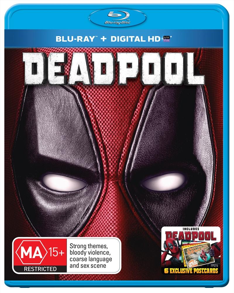 Deadpool (BONUS POSTCARDS)