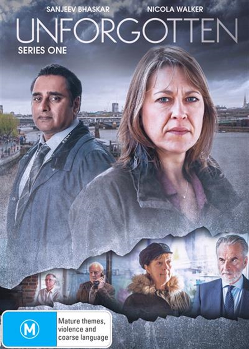Unforgotten - Series 1 | DVD