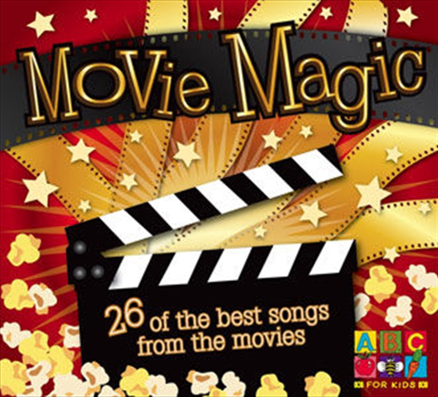 Movie Magic | CD