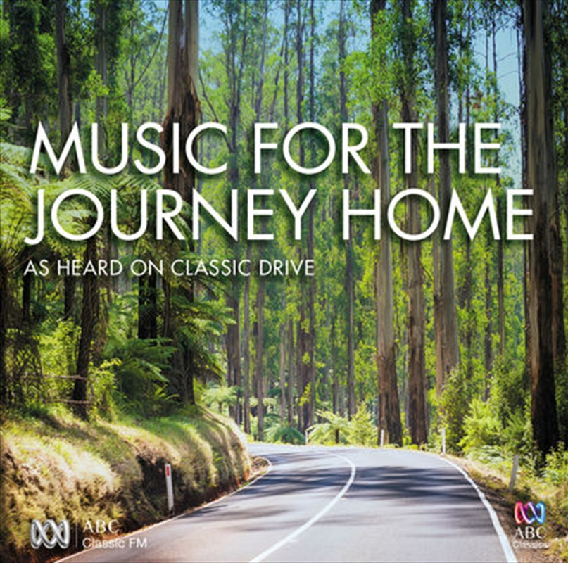 Music For The Journey Home | CD
