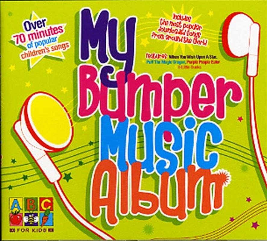 My Bumper Music Album | CD