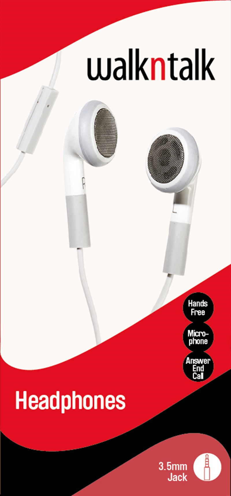 White Headphones | Accessories