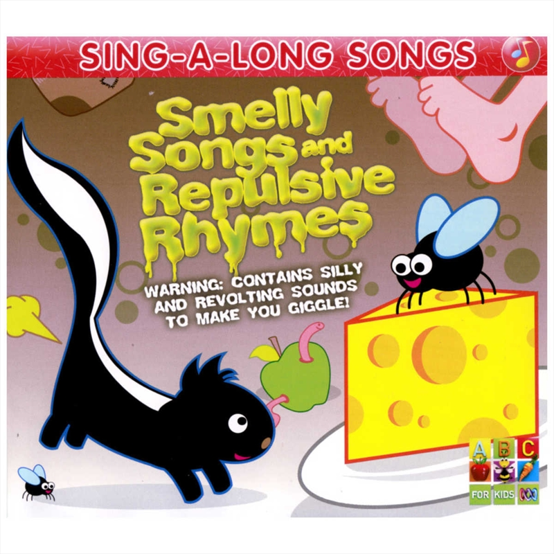 Sing- Smelly Songs and Repulsive Rhymes | CD