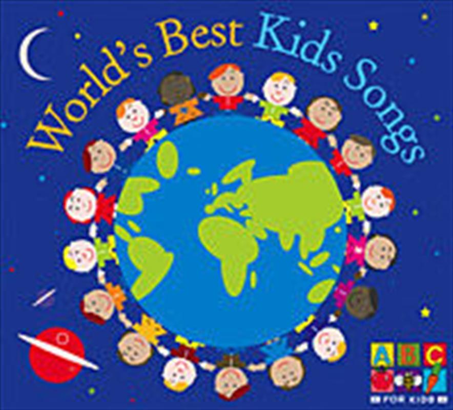 Sing- World's Best Kids Songs | CD