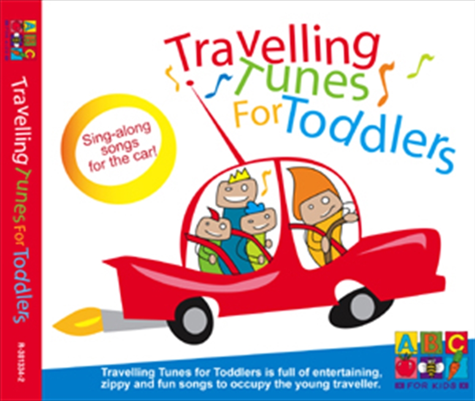 Travelling Tunes For Toddlers | CD