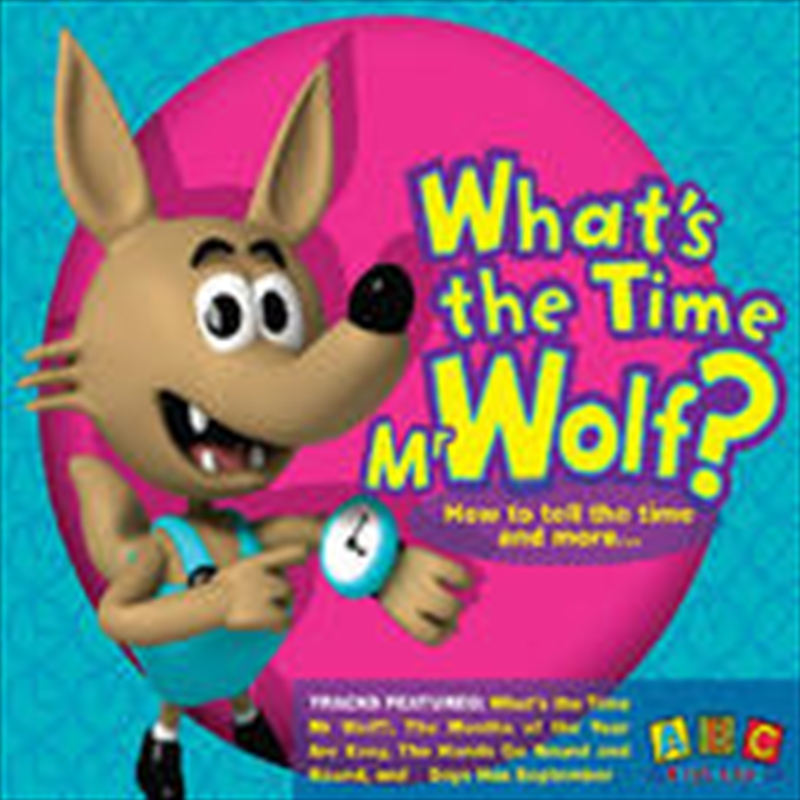 Whats The Time Mr Wolf | CD