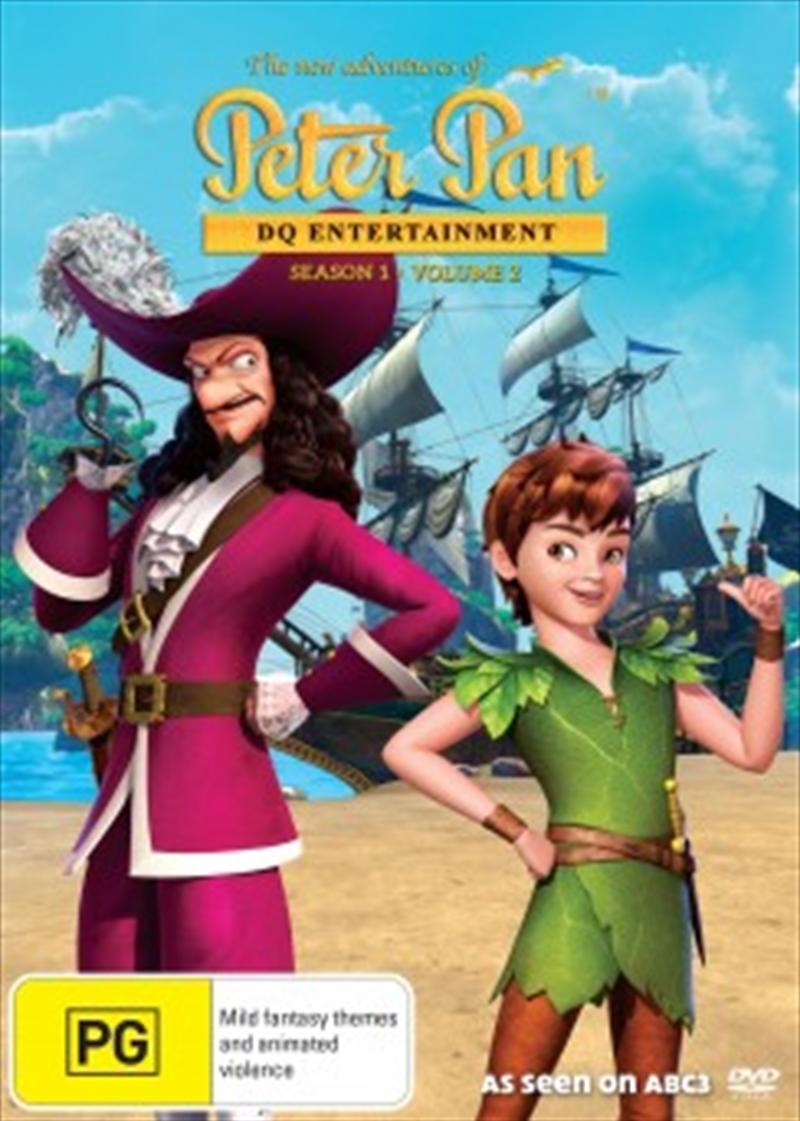 Peter Pan New Adventures S1 V2 | DVD