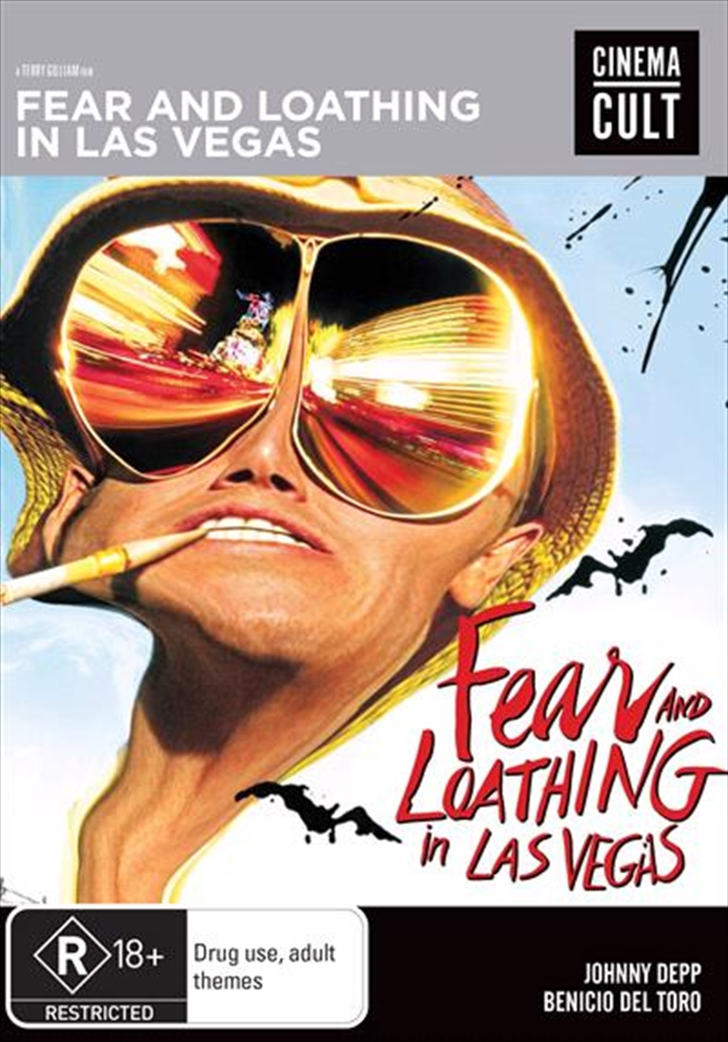Fear And Loathing In Las Vegas | DVD