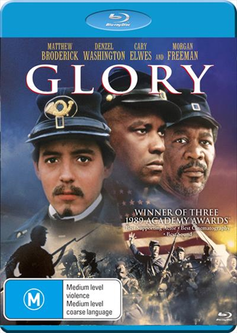 a critical review of glory movie american drama war directed by edward zwic Civil war: glory movie questions and glory movie review & film glory is a 1989 american drama war film directed by edward zwick a nonfiction study of the.