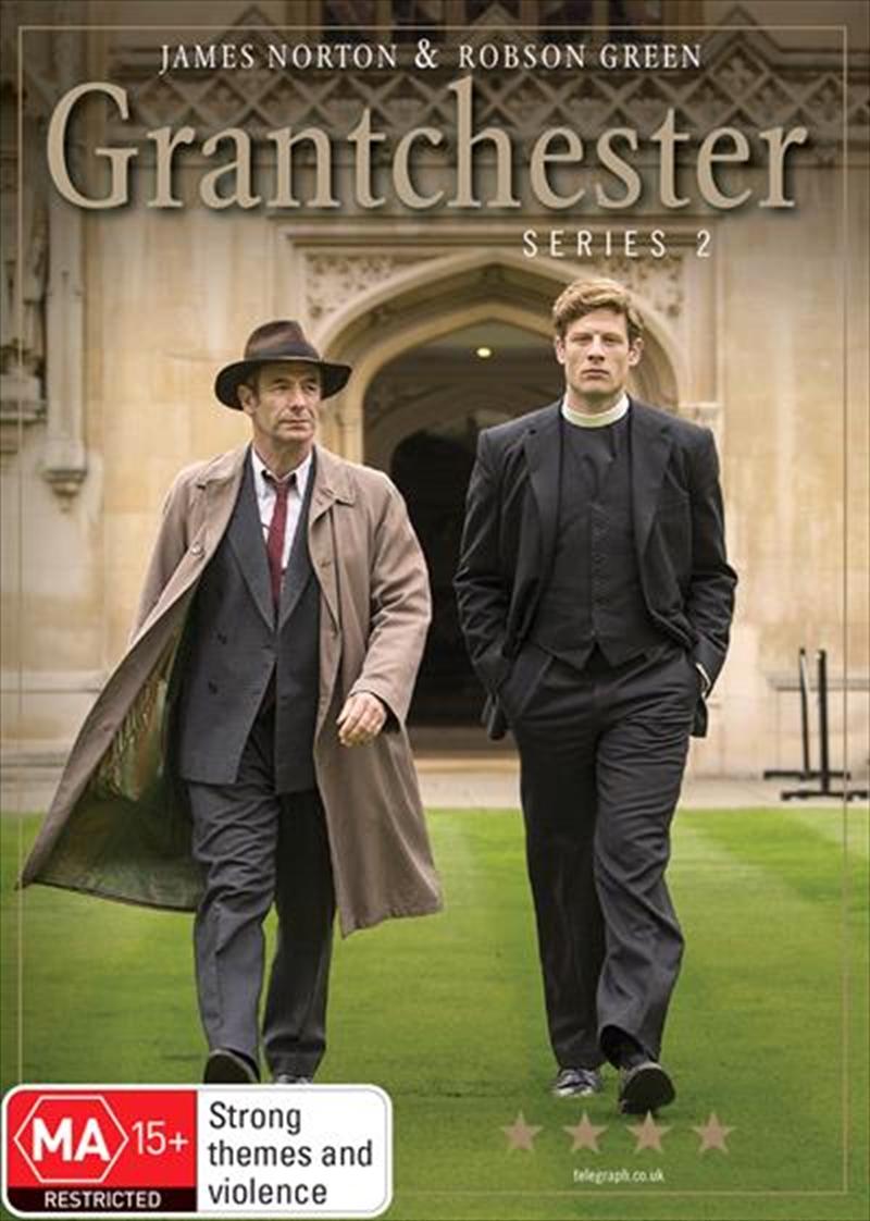 Grantchester - Season 2 | DVD