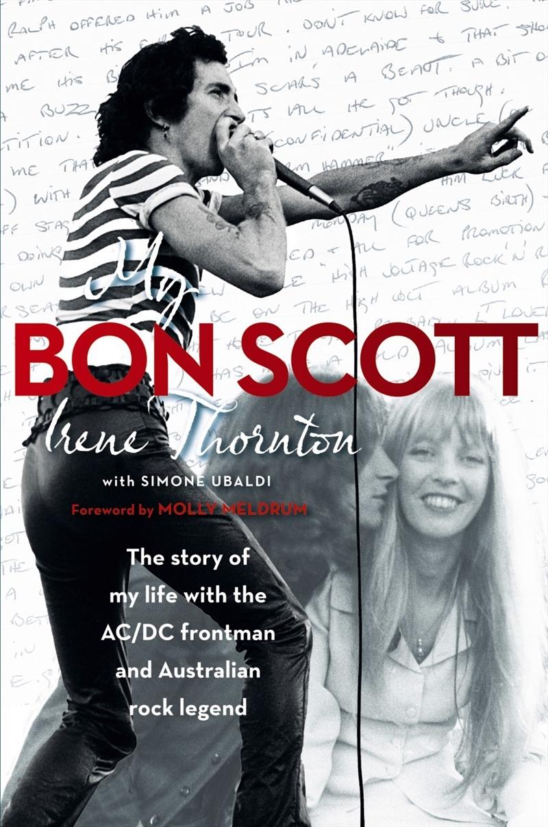 My Bon Scott | Books