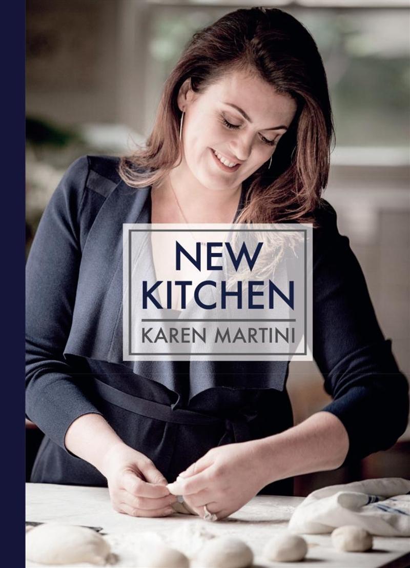 New Kitchen   Books