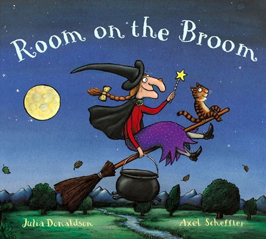Room On The Broom | Books