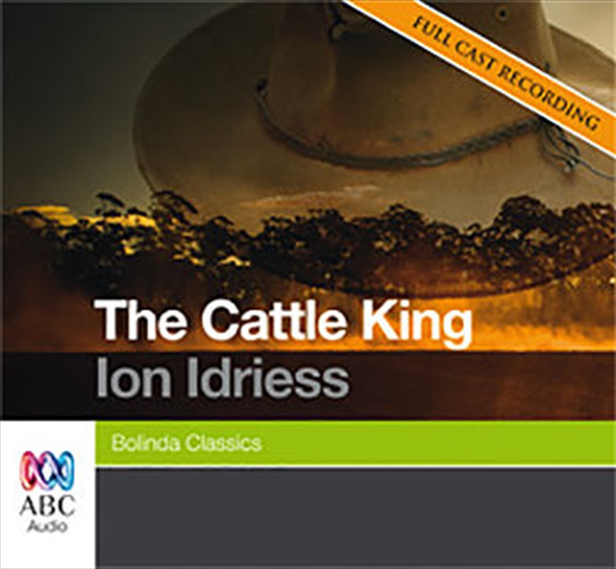 Cattle King | Audio Book