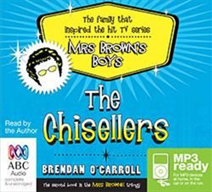 Chisellers   Audio Book