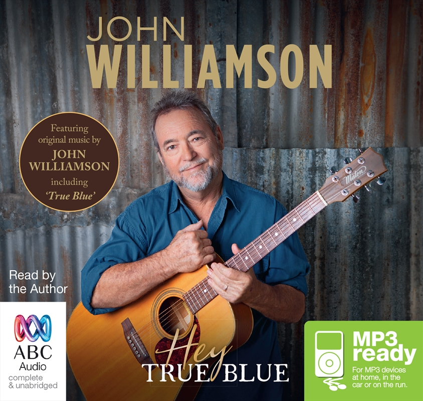 Hey True Blue | Audio Book