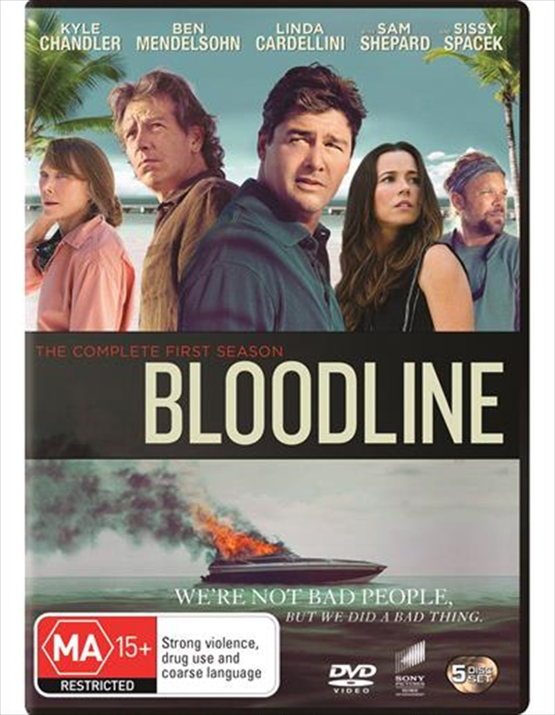 Bloodline - Season 1 | DVD