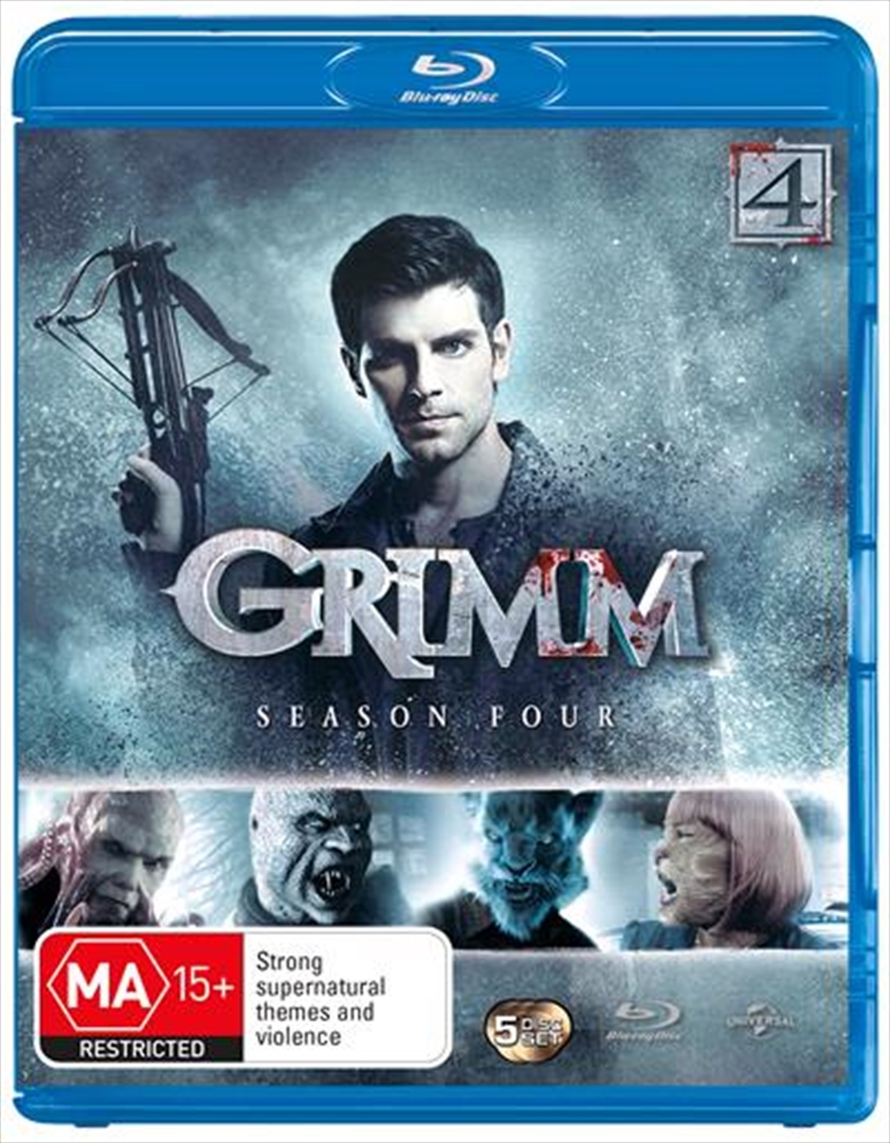 Grimm - Season 4 | Blu-ray