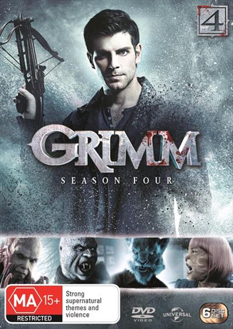 Grimm - Season 4 | DVD