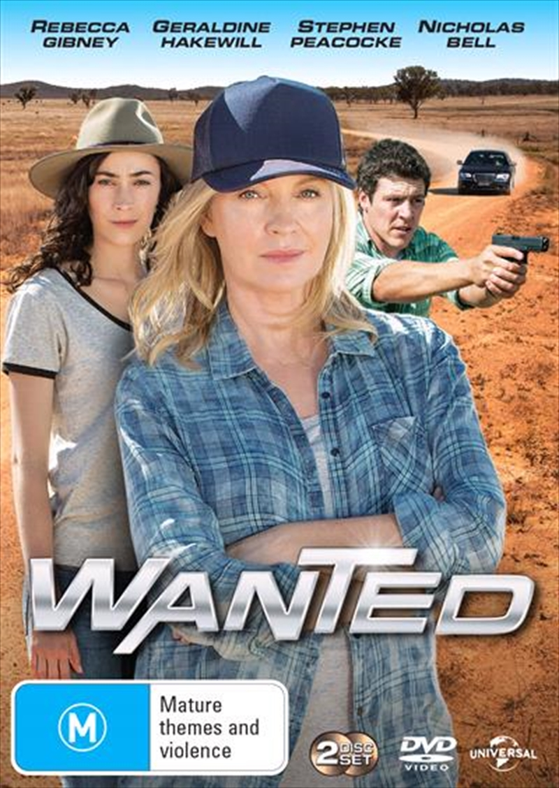 Wanted - Season 1 | DVD