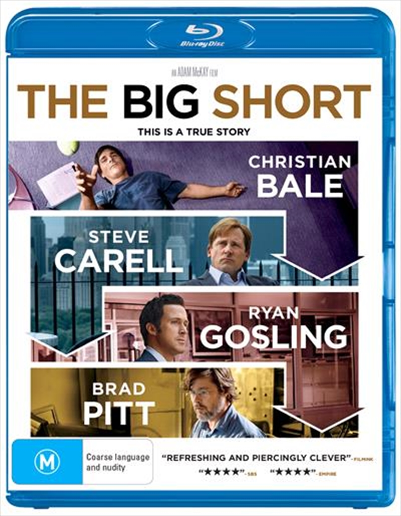 Big Short, The | Blu-ray