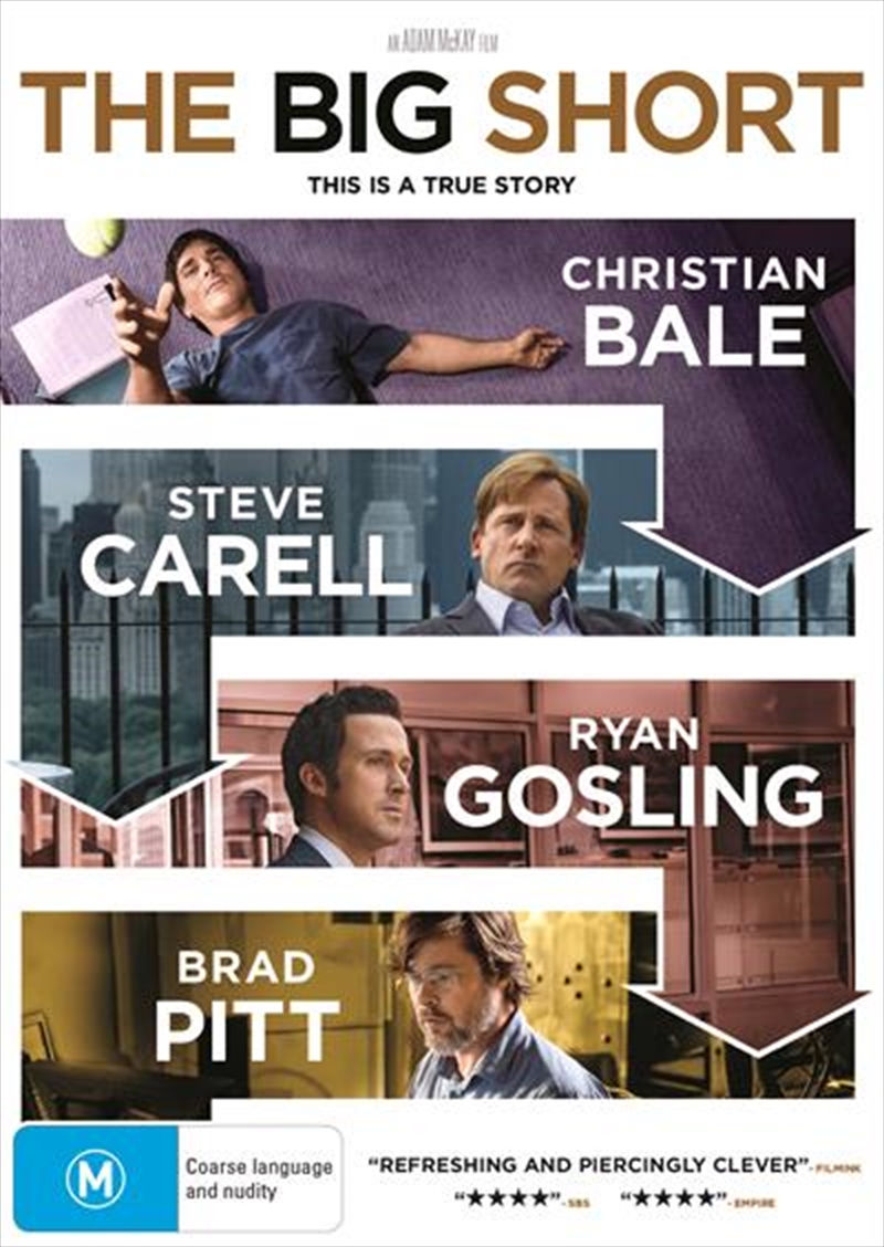 Big Short, The | DVD