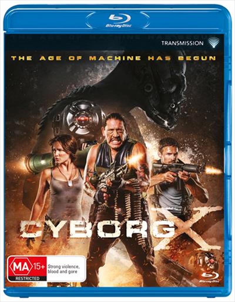 Cyborg X | Blu-ray