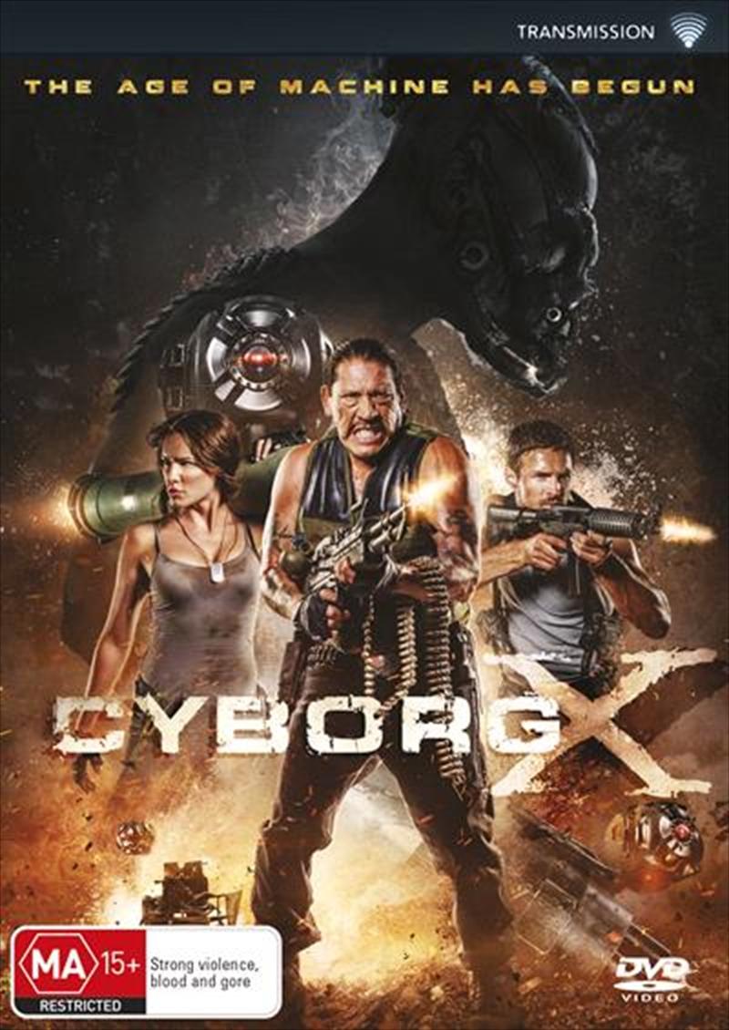 Cyborg X | DVD