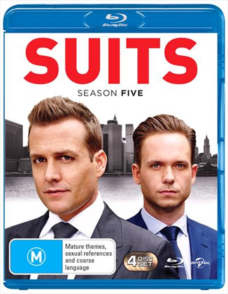 Suits - Season 5 | Blu-ray
