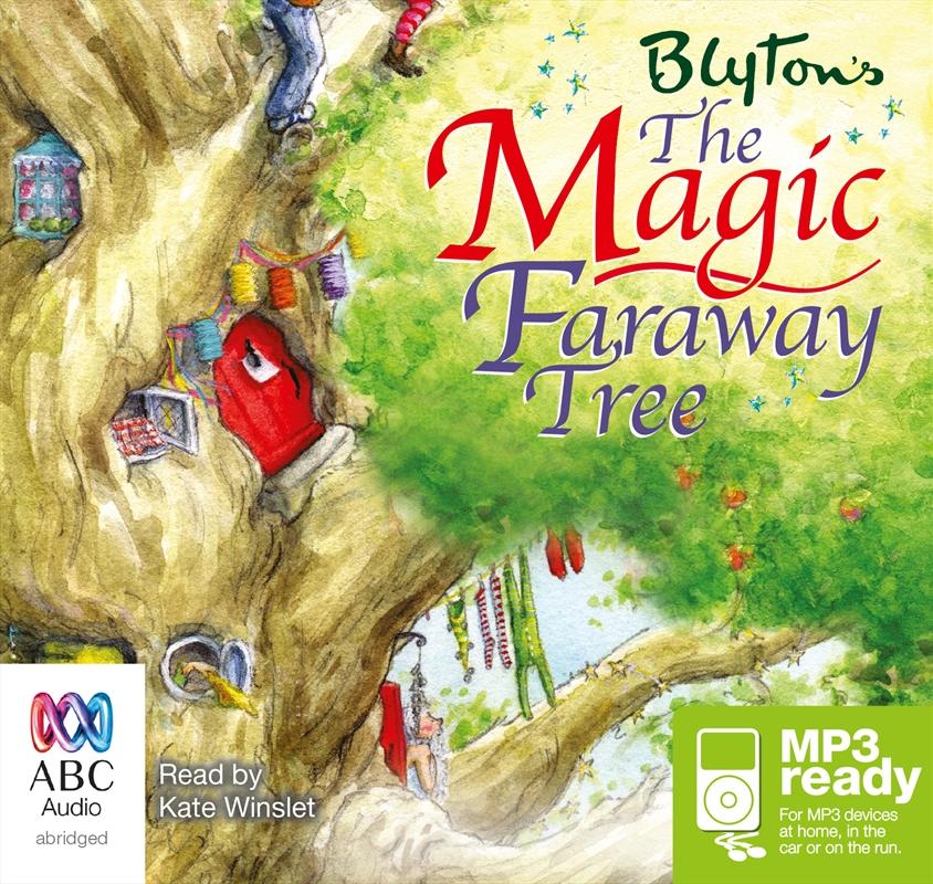Magic Faraway Tree   Audio Book