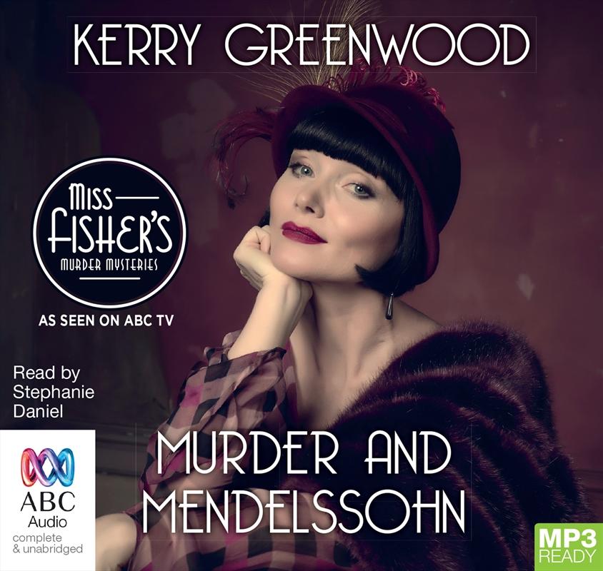 Murder And Mendelssohn | Audio Book